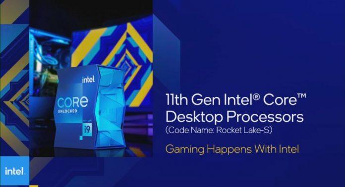 Intel 11th Generation Rocket Lake-S Desktops CPUs Are Finally Here