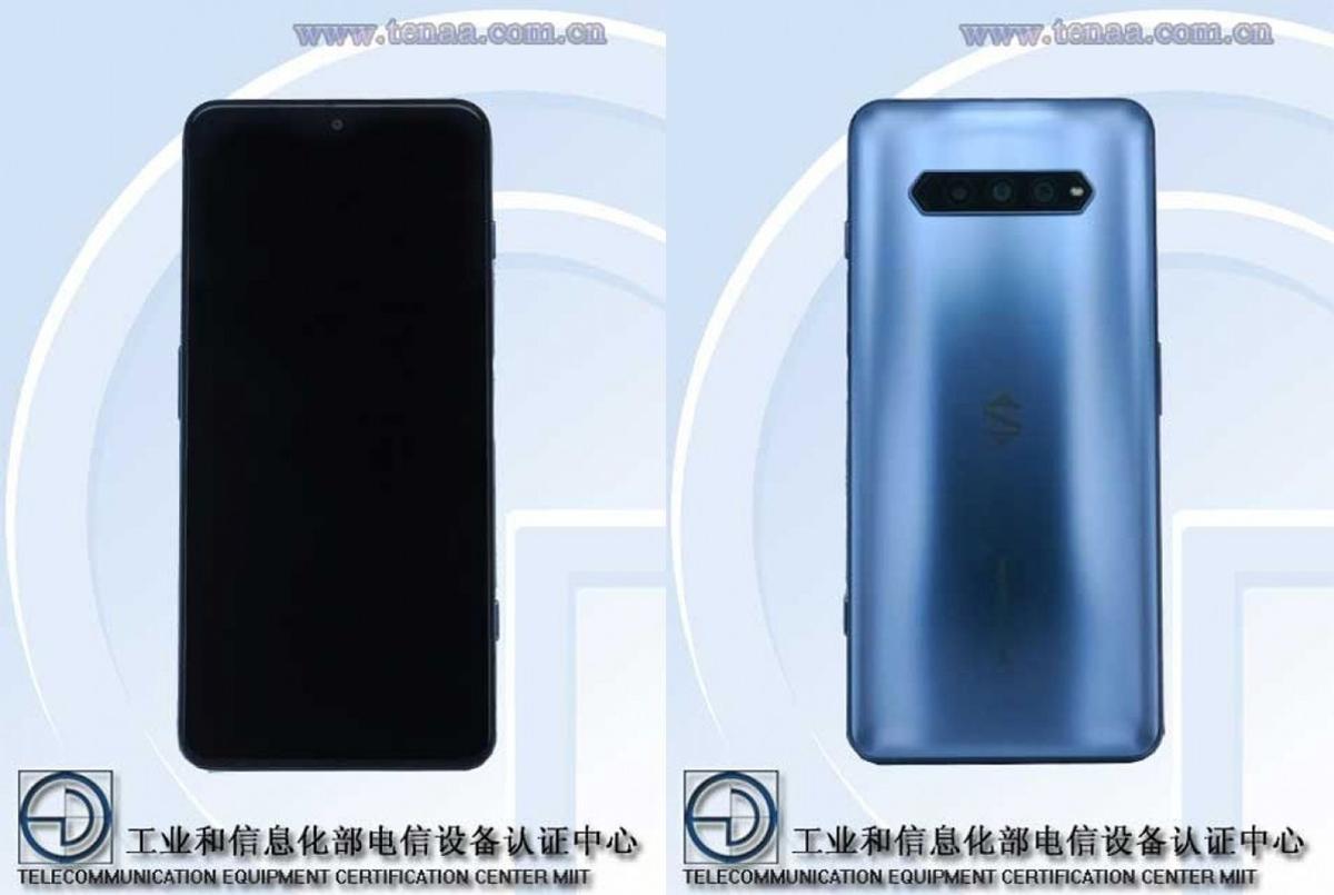 Xiaomi Black Shark 4 Lanzamiento 23 de marzo Smartphone Pro estándar para juegos