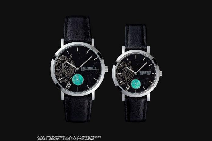 FF7 limited edition watch
