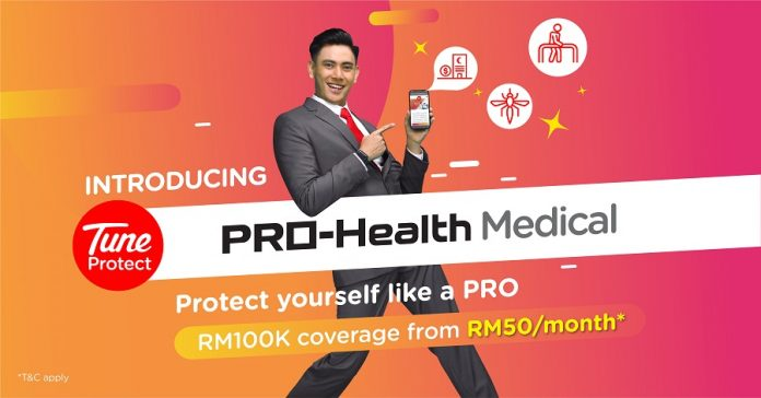 Tune Protect Cashless Medical Insurance Goes Live