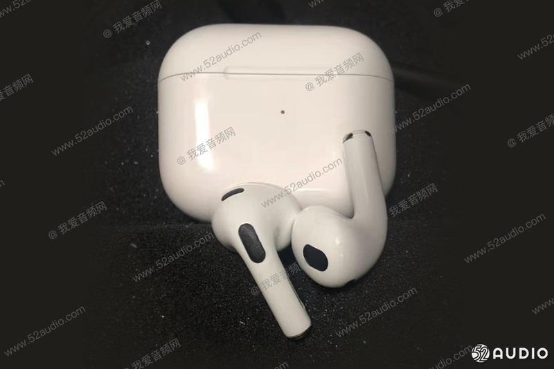 Fuga de Apple AirPods 3