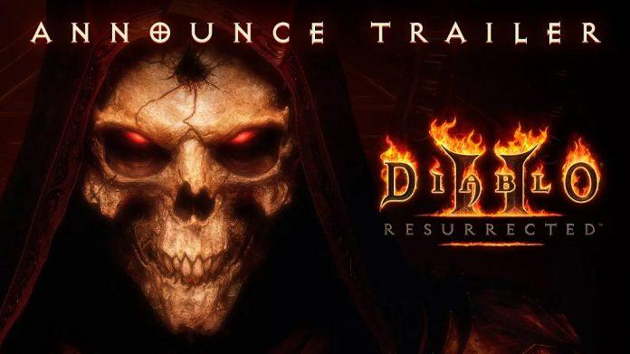 Diablo 2 Resurrected trailer