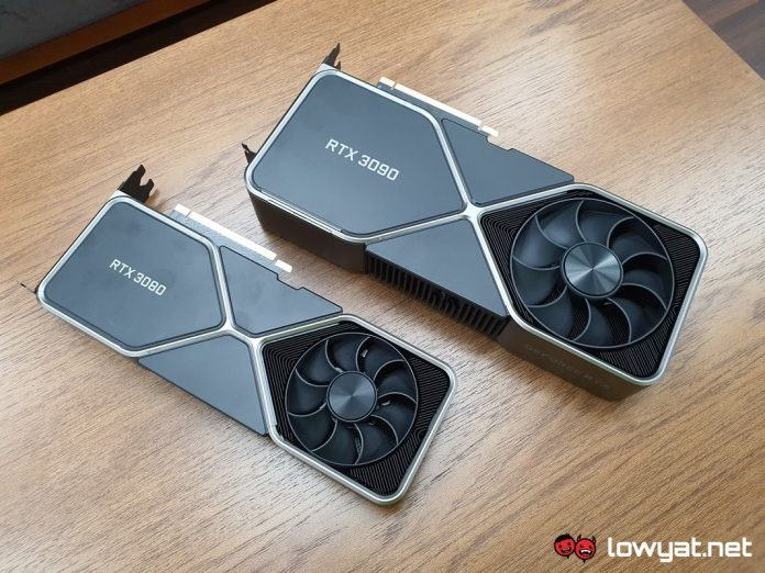 Here Is Your First Look At The NVIDIA GeForce RTX 3090 Founders Edition