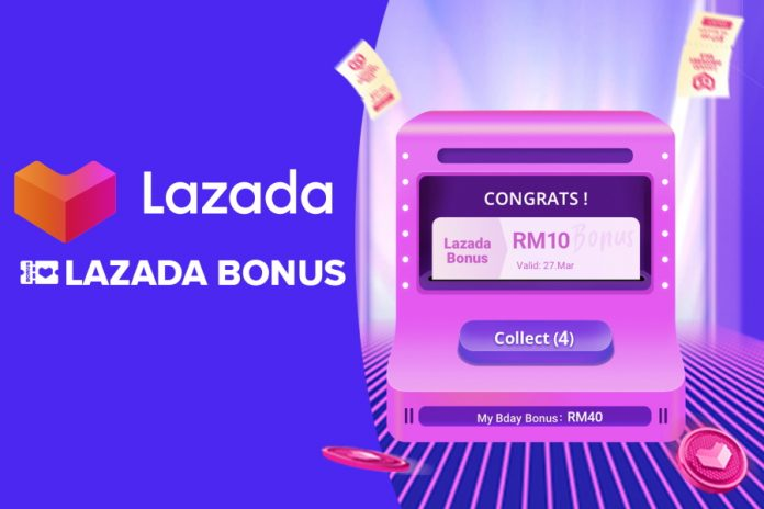 Lazada Malaysia To Release Personalised and Stackable Discount Voucher For Its 9th Birthday Sale