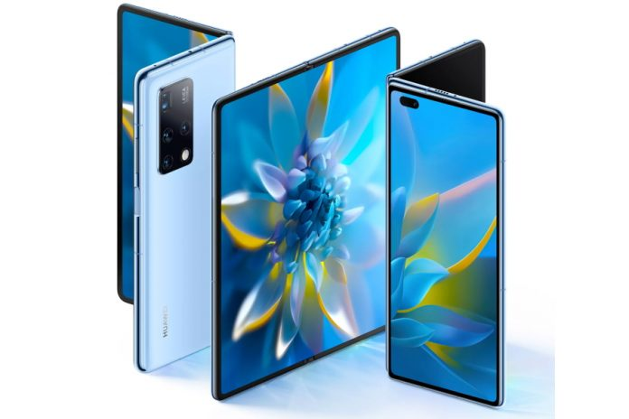 Huawei Mate X2 Foldable Phone Goes Official: Features 8-inch Main Display, Kirin 9000, 100x Zoom Camera