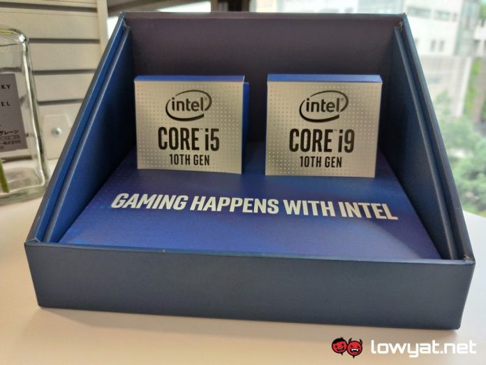 Intel Core i9-10900K Review: Milking 14nm To The Very Last Drop