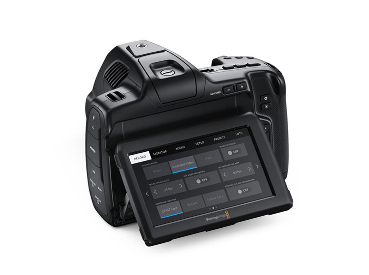 Blackmagic anuncia la Pocket Cinema Camera 6K Pro