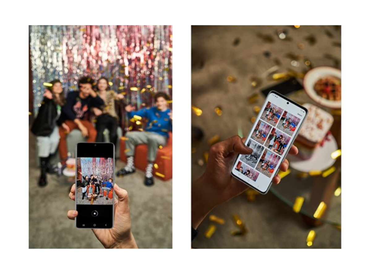 Samsung One UI 3.1 Galaxy S20 Series Otros teléfonos inteligentes
