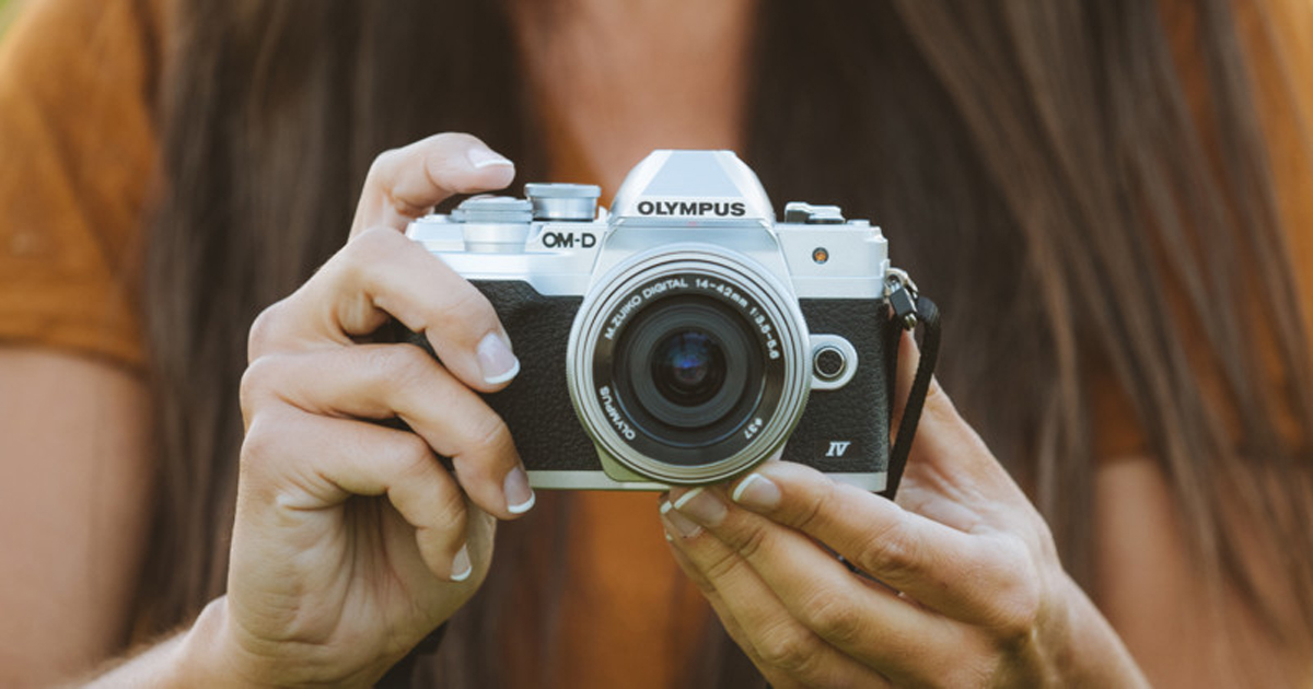 Anunciada la cámara Olympus OM-D E-M10 Mark IV