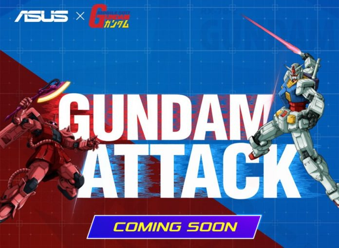 ASUS Will Be Bringing In Gundam Collaboration Products To Malaysia