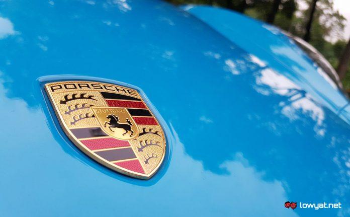 Porsche Assembly Plant In Kedah Malaysia