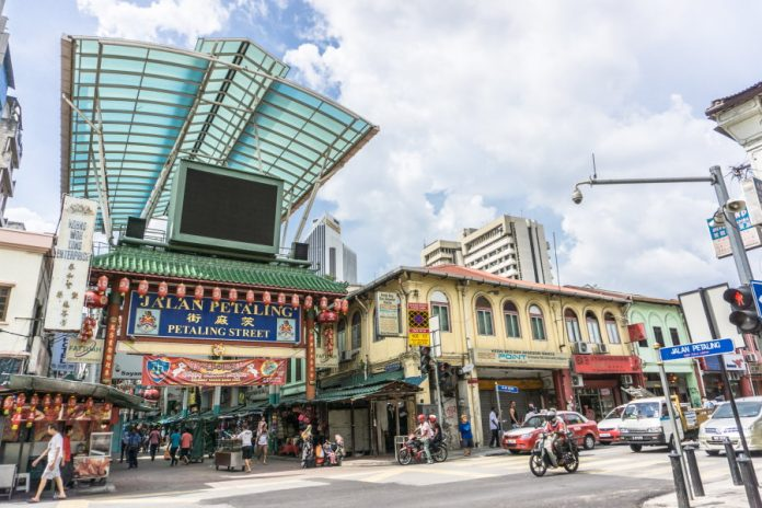 MCO-hit Petaling Street Shifts Online With Shopee's Help For CNY 2021