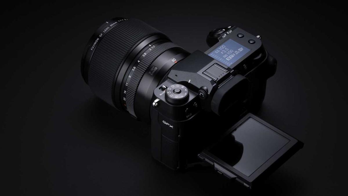 Fujifilm GFX100S Cámara compacta de formato medio 102MP