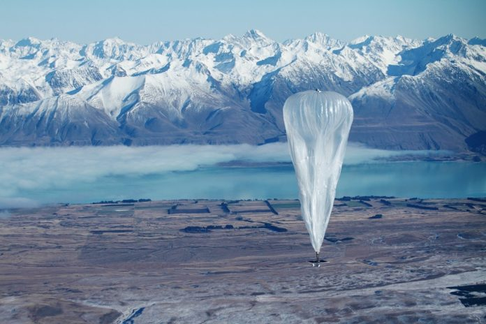 Google's Parent Company Shutters Loon, Its Experimental Internet-Beaming Balloon Project