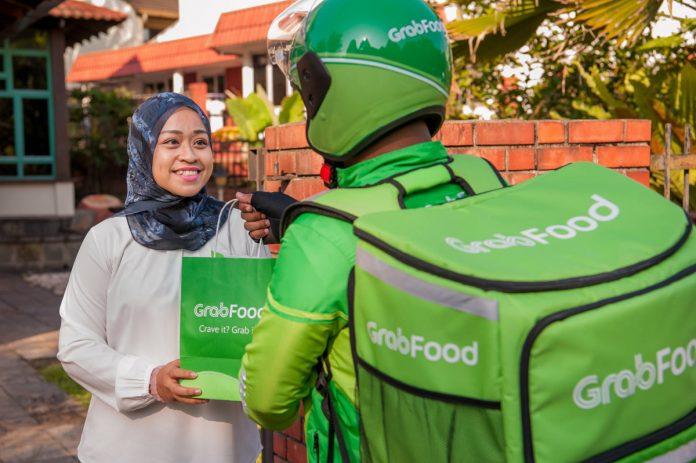 Grab GrabFood GrabMart Food Courts Delivery Service
