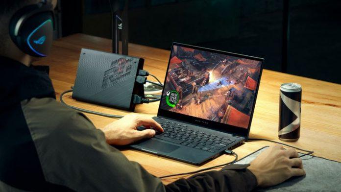 ASUS Announces New ROG Flow X13 Convertible Gaming Laptop And Accompanying ROG XG Mobile eGPU