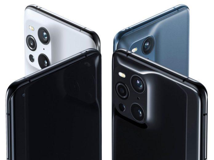 OPPO Find X3 Pro Renders Leak Camera March