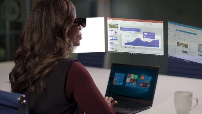 Lenovo ThinkReality A3 AR Glasses Enterprise CES 2021
