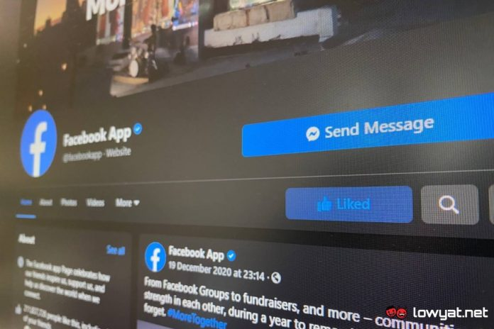 Facebook To Remove 'Like' Button For Pages