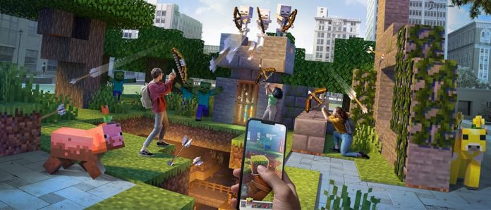 Minecraft Earth Shutting Down By Mid 2021