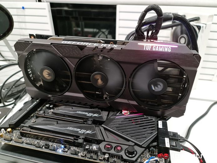 ASUS TUF Gaming GeForce RTX 3090 Review: The First Of Many Custom-Cooled BFGPU