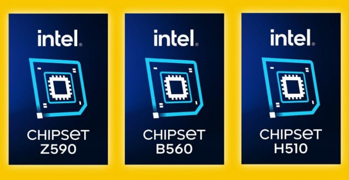 Alleged Intel 500 Series Logos Leak; Includes Z590, B560, H510 Chipsets