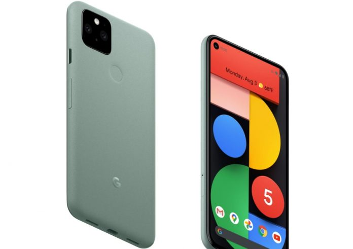 Google Officially Launches Pixel 5; Marks The Arrival Of 5G Into The Family