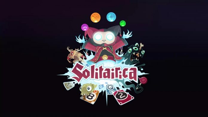 Claim Solitairica For Free Today From The Epic Games Store
