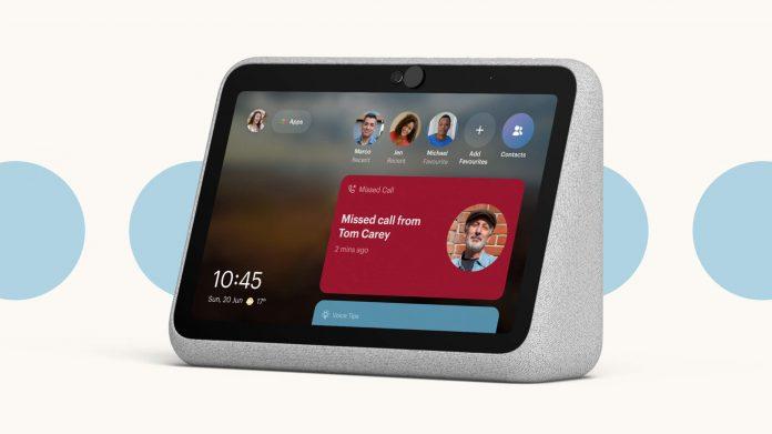 Facebook revela las pantallas inteligentes Portal Go y Portal Plus