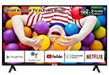 Imagen de TCL 32P500K 32-Inch LED Smart Android TV HD, HDR, Micro Dimming, Netflix, YouTube, Compatible con DVB, Dolby Audio, Bluetooth, Wi-Fi, USB 2 x HDMI, Diseño estrecho para cocina, dormitorio