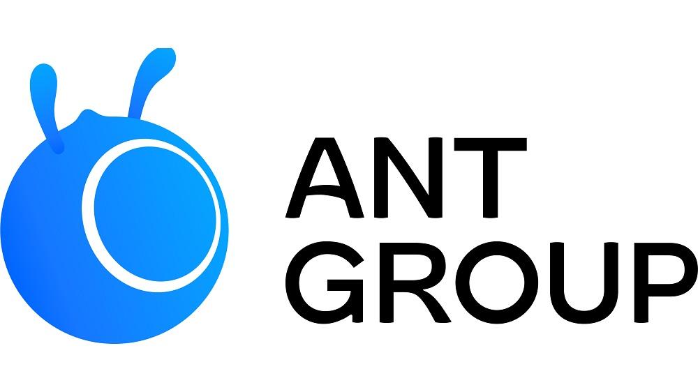 Logotipo de Ant Group