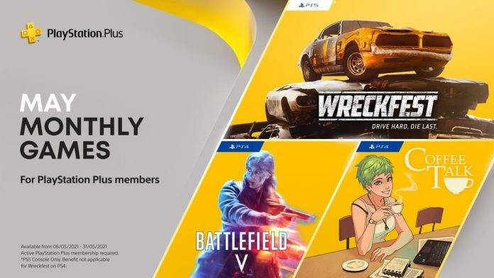 PS Plus May 2021