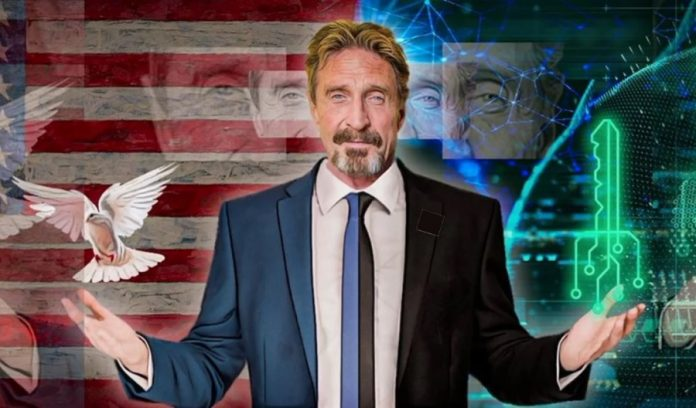 Creator of McAfee Antivirus Charged With Cryptocurrency Fraud