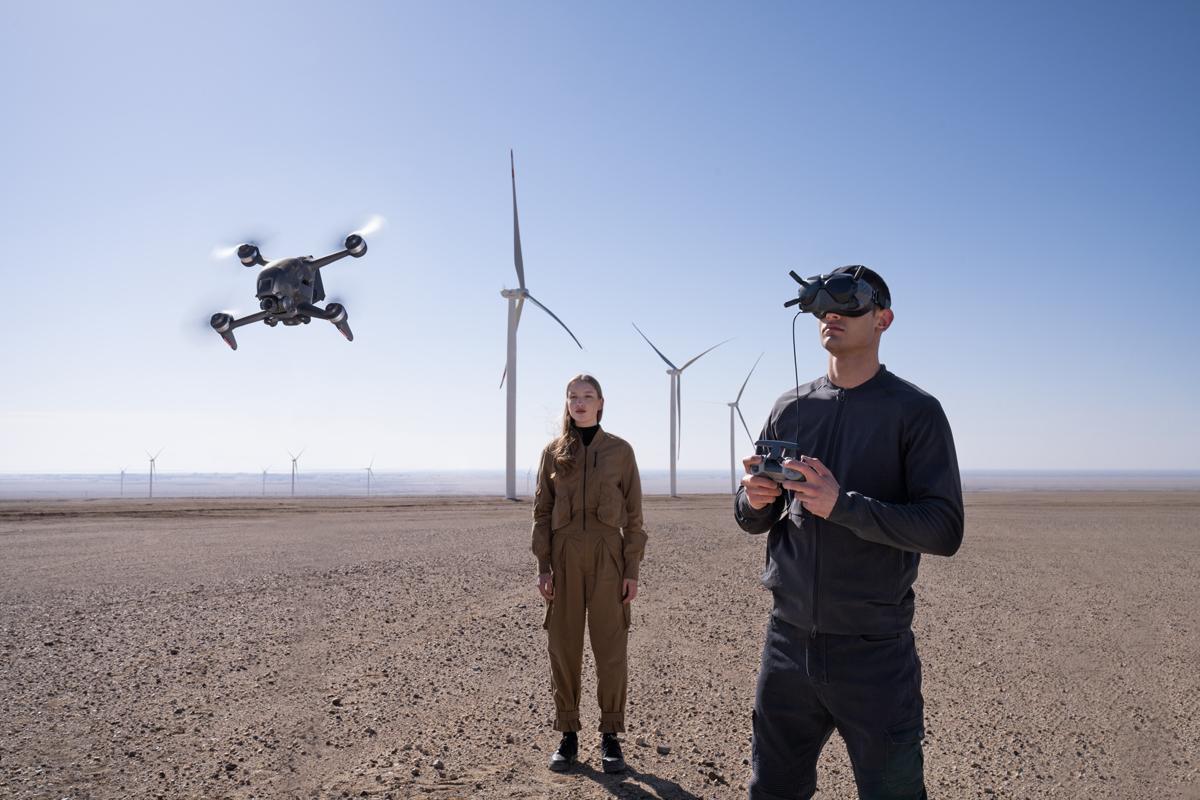 DJI FPV Drone oficial