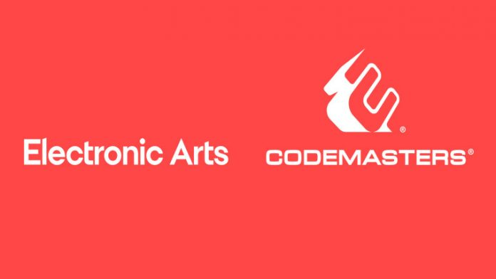 EA Complete Its acquisition of Codemaster With $1.2 Billion