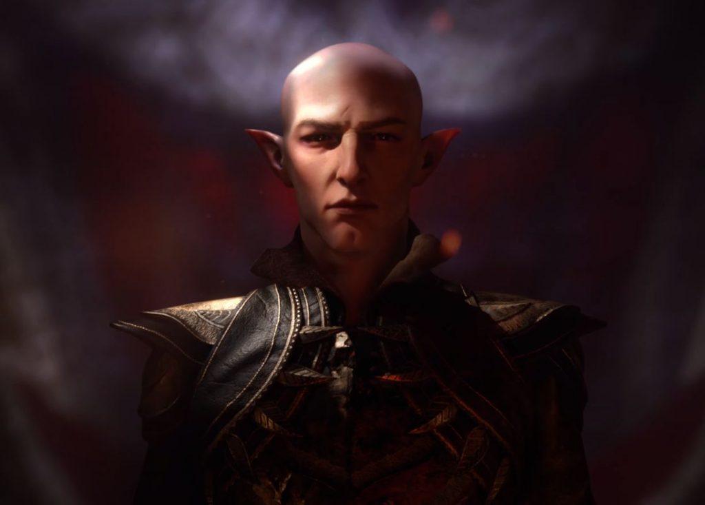 Dragon Age 4 Solas
