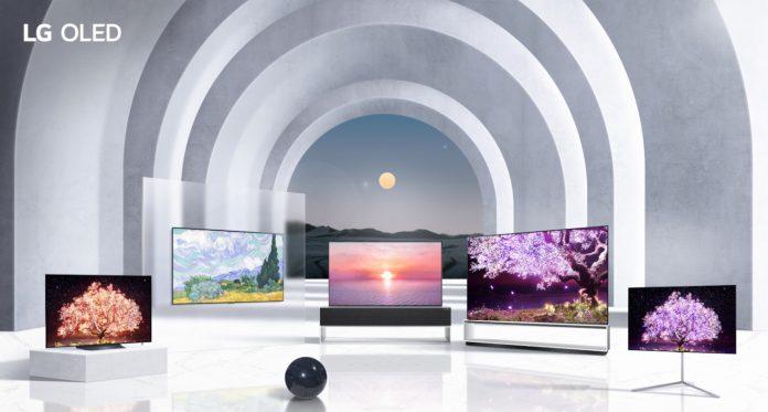 El LG A1 es el nuevo televisor OLED económico de la compañía