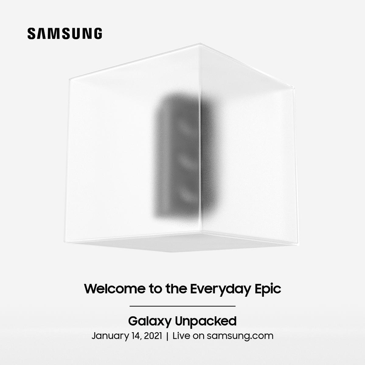 Samsung Galaxy Desempacado 2021 Enero S21