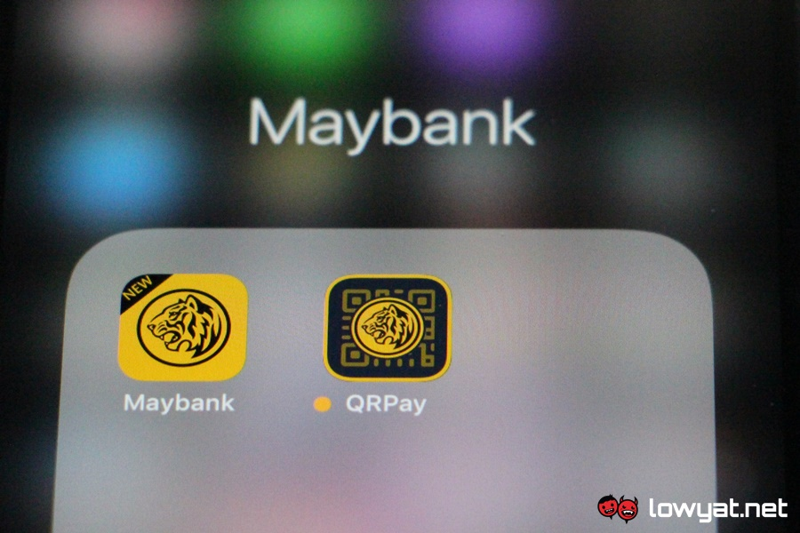 Maybank 2U y Maybank QRPay