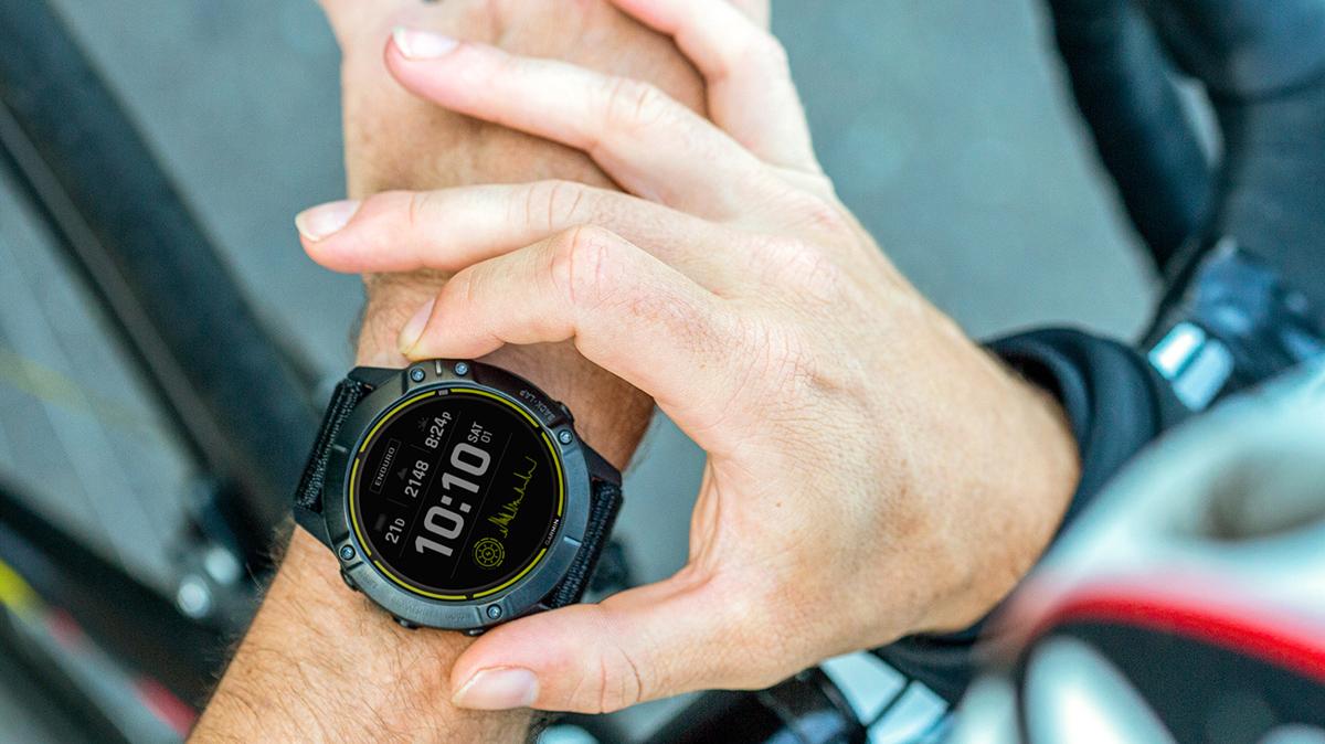 Reloj inteligente Garmin Enduro GPS Malasia