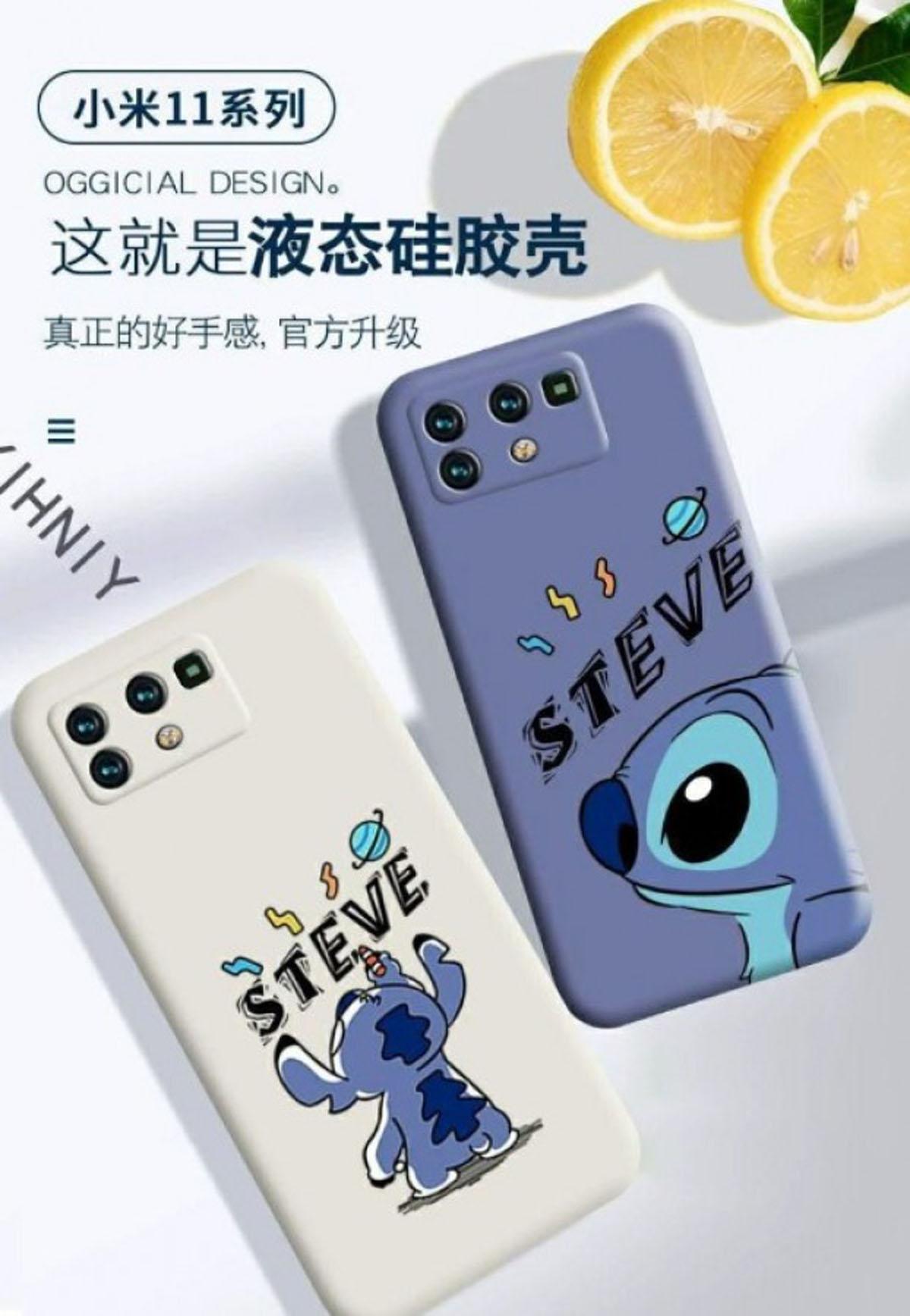 Xiaomi Mi 11 visto en la naturaleza