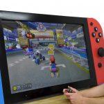 Ingeniero construye un conmutador de Nintendo gigante y totalmente funcional para Chairty