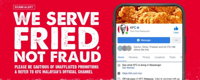 KFC Warns Of Women's Day Scam That Uses Its Branding
