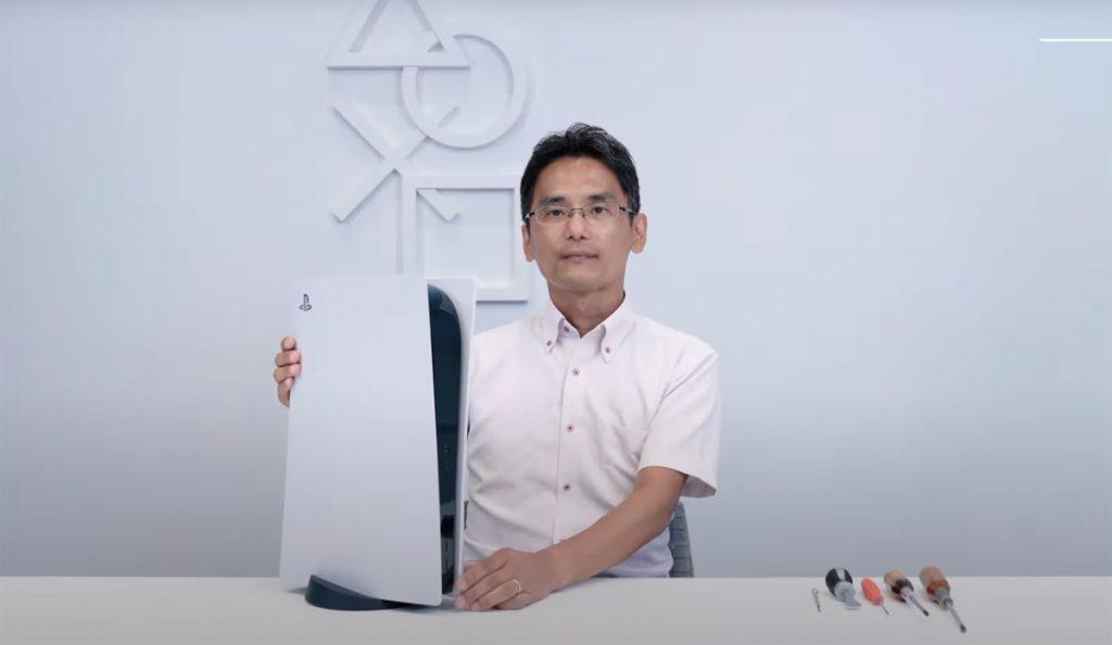 Video de desmontaje de Sony PlayStation 5