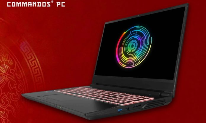 Tech Armory's Commandos GeForce RTX 30 Series Laptops Coming Soon; Price Starts At RM 5,599