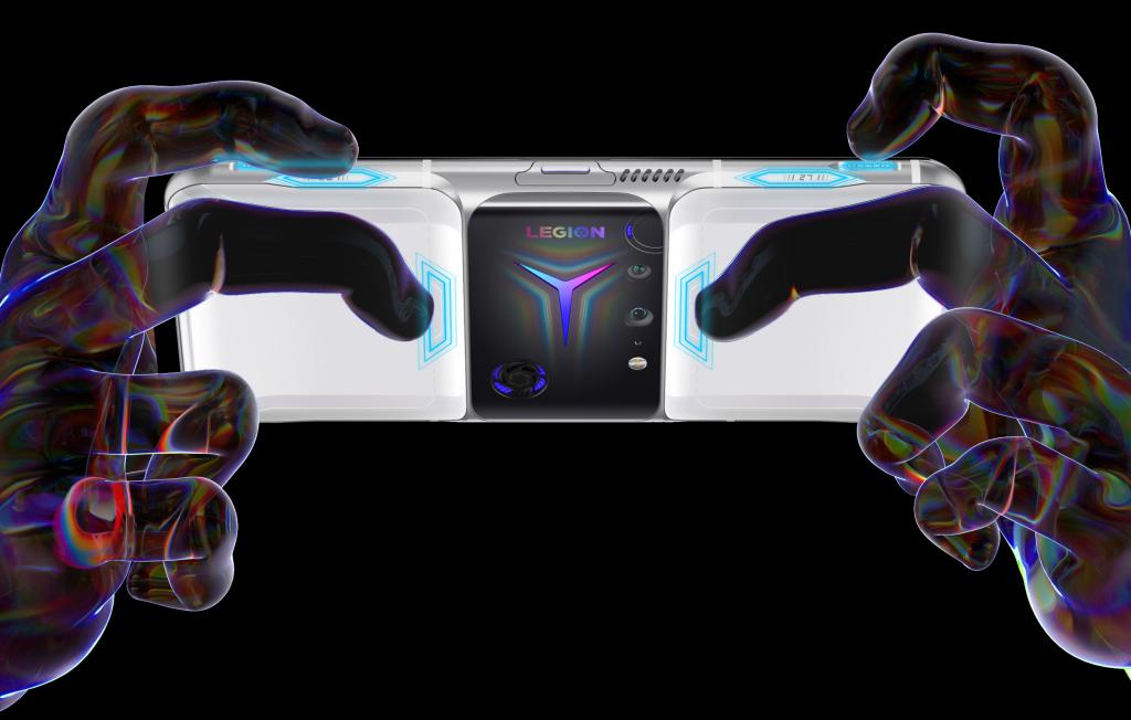 Teléfono inteligente para juegos Lenovo Legion Duel 2