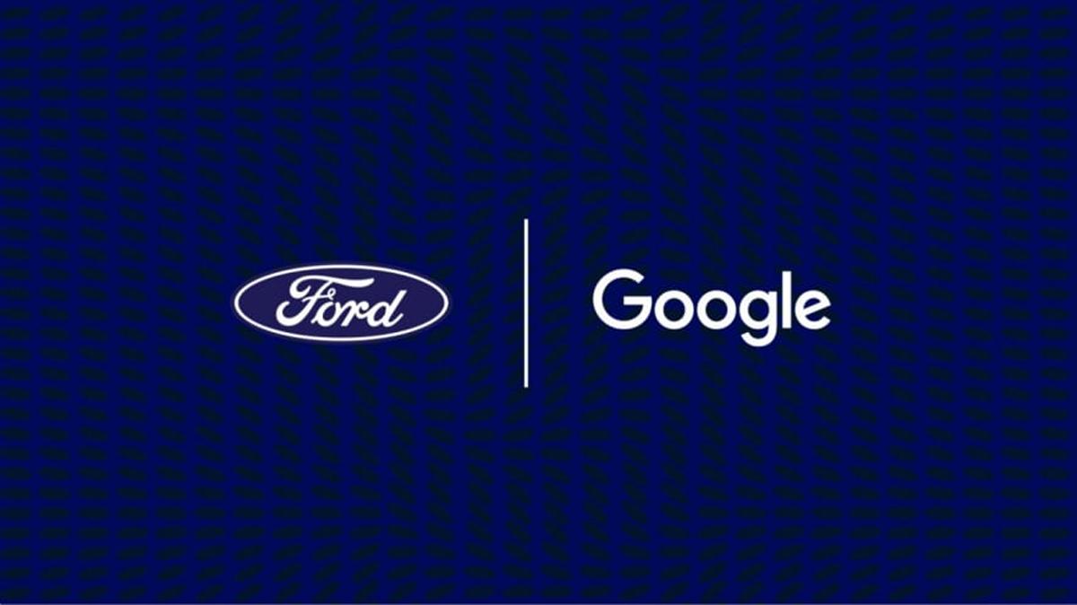 Servicios de Ford Google Partnership con Android 2023