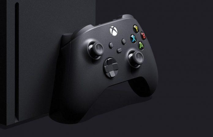 Xbox Series X controller focus