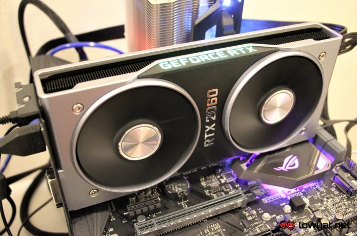 NVIDIA GeForce RTX 2060 First Impression: Significant Performance Gain Over GTX 1060