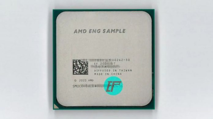 Alleged AMD Ryzen 3 5300G APU Samples Reportedly Sold In China
